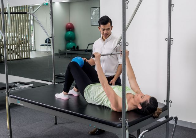 Clinical exercise & Pilates: Great for during AND after pregnancy