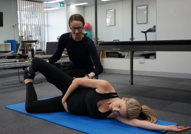 Clinical Pilates & Exercise: Great during and after pregnancy