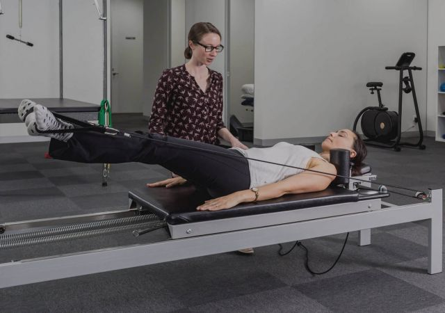 Top 5 reasons Physiotherapists use Pilates informed exercise to treat pain